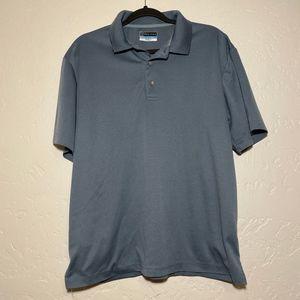 PGA Tour Air Flux men's polo shirt, size large